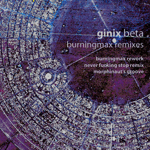 Ginix beta - Morphinauts Groove cover