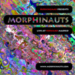 Morphinauts Live Forward Madrid - cover
