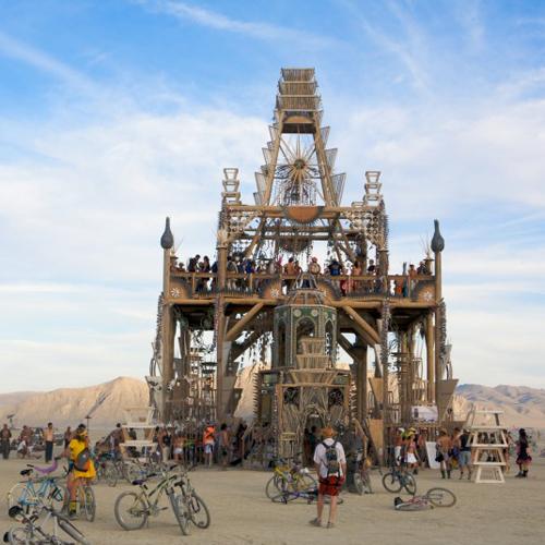 Basura Sagrada – Burning Man 2008