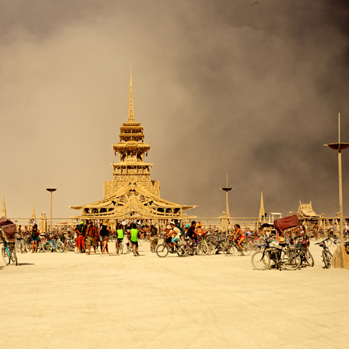 Temple of Juno – Burning Man 2012