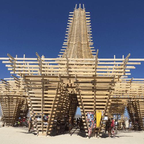 Temple 2017 – Burning Man 2017