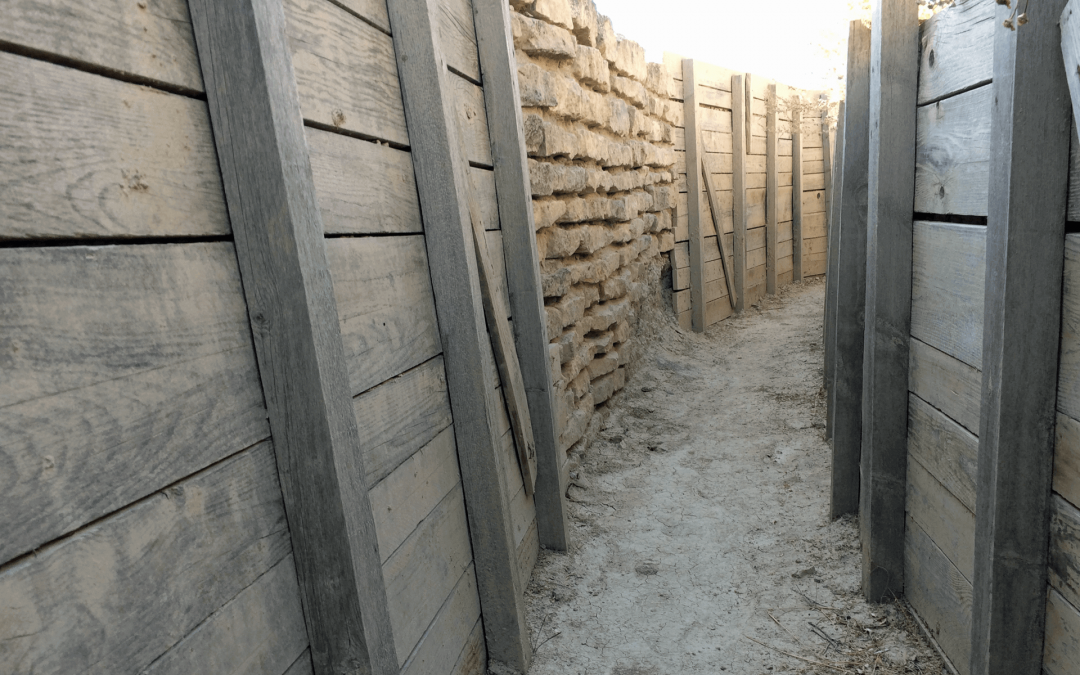 The Opening Date for the Art Installation in the Spanish Civil War Trenches has been Confirmed: May 20th, 2017