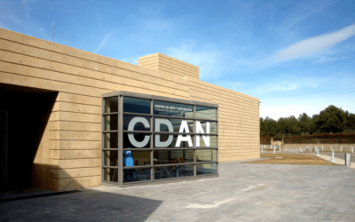 Centro De Arte y Naturaleza (CDAN) in Huesca endorses Homenaje a Los Monegros and opens its doors to a new installation