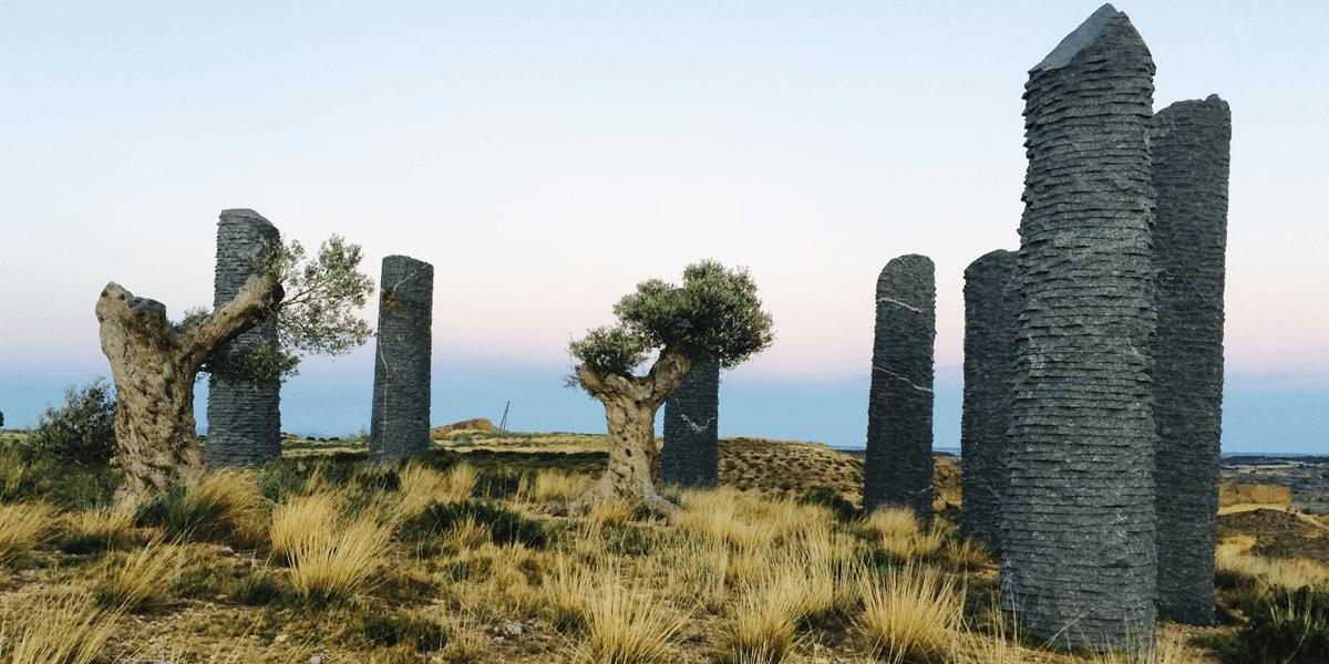 Fernando Casas - Arboles como arqueologia