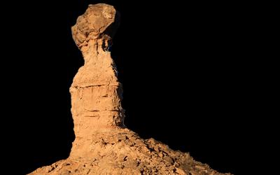 Homenaje a Los Monegros | Un proyecto de land art de Burningmax