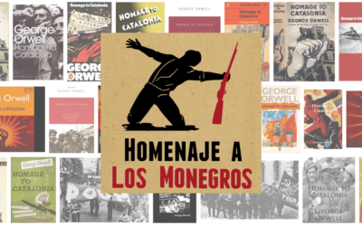 Notes about the Homenaje a Los Monegros project icon and logo