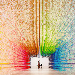 Project Inspiration #4: Forest of Numbers, Emmanuelle Moureaux