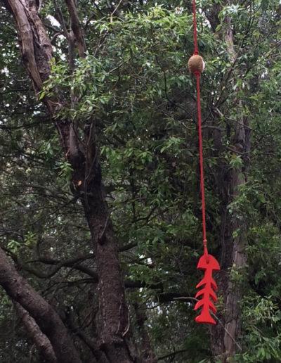 Apelle Land Art Installation by Burningmax + Correttivo Noname | Parco della Quarantena / Quarantine Park | Bacoli (Pozzuoli, Naples) | XIV Land Art Campi Flegrei | https://www.burningmax.com/apelle