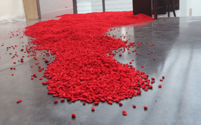News, Pictures and Video from the Art Installation Opening at the CDAN Museum in Huesca
