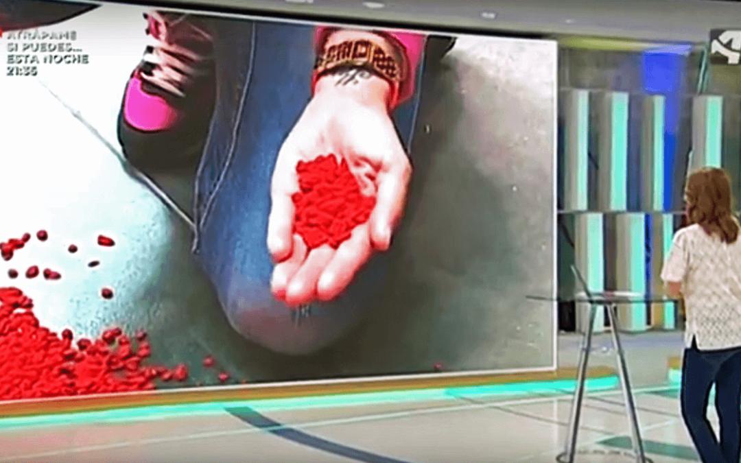 Entrevista Aragón TV sobre la Instalación en el CDAN y el Proyecto Orwell Monegros [VIDEO]