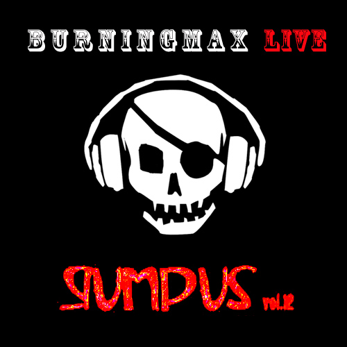 Burningmax Live 18 :: Rumpus London Pirate Techno