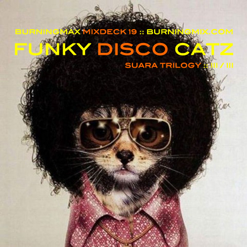 Burningmix 19 :: Funky Disco Catz (Suara 3 of 3)