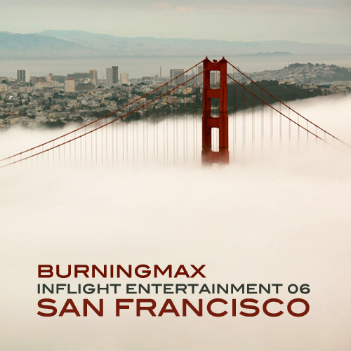 In-Flight Entertainment 06 :: San Francisco
