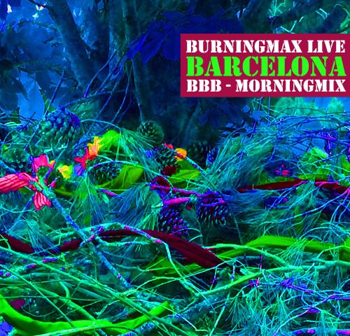 Burningmax Live :: Barcelona Burning Bash BBB 2014 :: Morningmix
