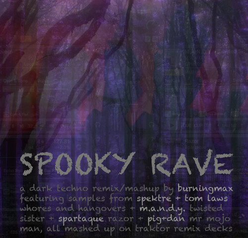 Burningmax Productions :: Spooky Rave