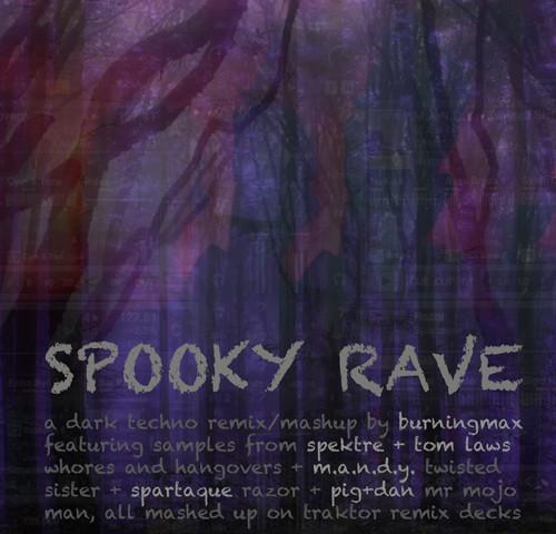 Burningmax Productions :: Spooky Rave