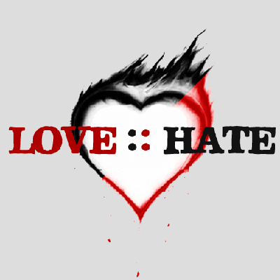 Burningmax special projects :: Love / Hate