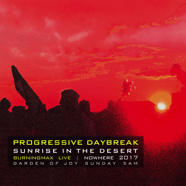 Progressive DayBreak :: Nowhere 2017 Live
