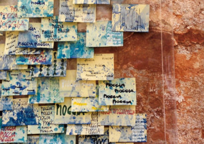 Burningmax | Post-it Art | detail